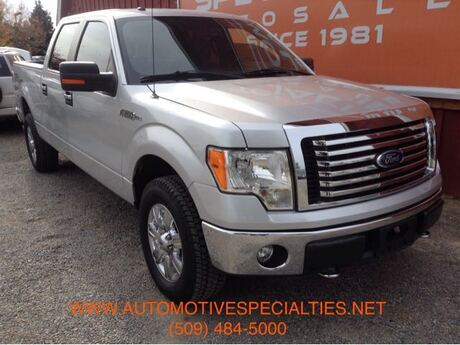2012 Ford F-150 XLT SuperCrew 5.5-ft. Bed 4WD Spokane WA