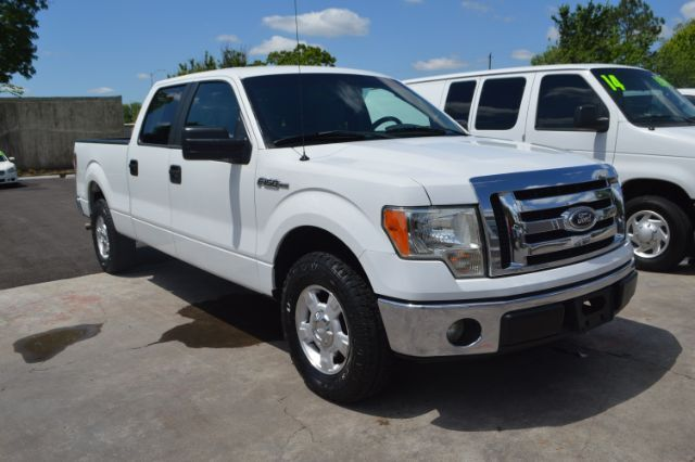 2012 Ford F-150 XLT SuperCrew 6.5-ft. Bed 2WD Houston TX