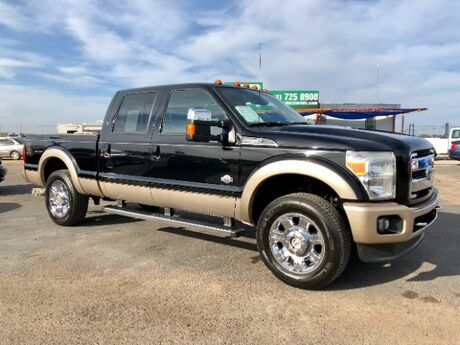2012 Ford F-250 SD King Ranch Crew Cab 4WD Laredo TX