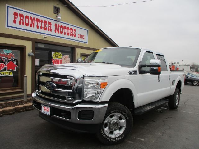 2012 Ford F-250 SD XLT Crew Cab 4WD Middletown OH