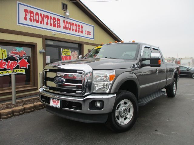 2012 Ford F-250 SD XLT Crew Cab Long Bed 4WD Middletown OH