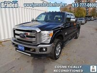 Ford F-250 Super Duty CREW CAB 2012
