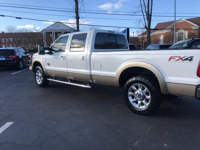 2012 Ford F-250 Super Duty Lariat Raleigh NC