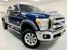 Ford F-250SD Lariat 2012