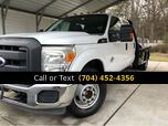 2012 Ford F-350 SD XL FLAT BED