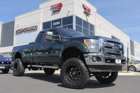 2012_Ford_F-350 SD_XLT SuperCab Long Bed 4WD_ Chantilly VA