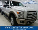 2012 Ford F-350SD King Ranch
