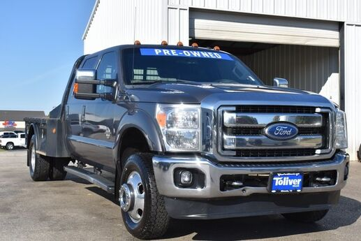 2012 Ford F-350SD Lariat