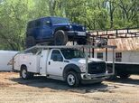 2012 Ford F-550 XLT DRW Car Toy Hauler Diesel