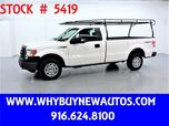 2012 Ford F150 ~ 4x4 ~ Only 68K Miles!