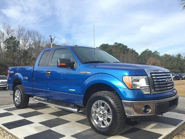 2012 Ford F150 4WD Supercab XLT Outer Banks NC