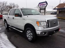 2012 Ford F150 4WD Supercrew FX4 5 1/2 Sioux City IA
