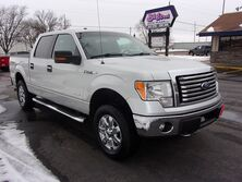 Ford F150 4WD Supercrew FX4 5 1/2 2012