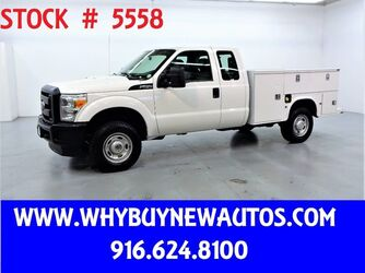 Ford F250 ~ 4x4 ~ Extended Cab ~ Only 78K Miles! 2012