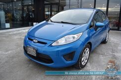 2012_Ford_Fiesta_SE / Hatchback / Automatic / Heated Seats / Power Locks & Windows / Bluetooth / 39 MPG_ Anchorage AK