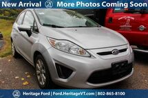 2012 Ford Fiesta SE South Burlington VT