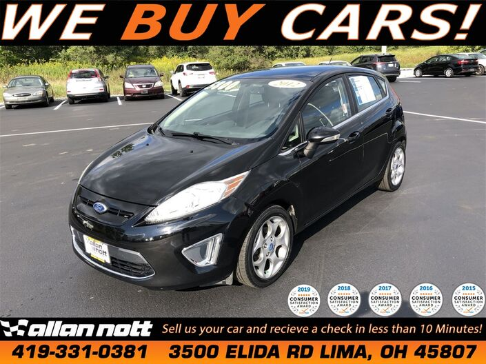 2012 Ford Fiesta SES Lima OH