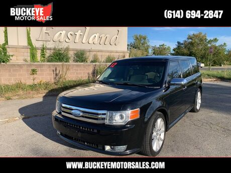 2012 Ford Flex Limited w/EcoBoost Columbus OH