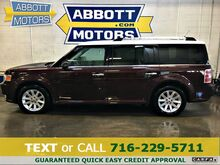 2012_Ford_Flex_SEL AWD 1-Owner w/3rd Row & Leather_ Buffalo NY