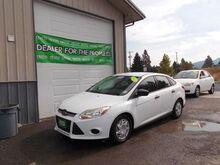 2012_Ford_Focus_S Sedan_ Spokane Valley WA
