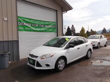 2012_Ford_Focus_S Sedan_ Spokane Valley WA
