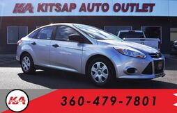 2012_Ford_Focus_S_ Port Orchard WA
