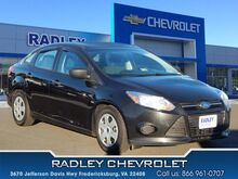 2012_Ford_Focus_S_ Northern VA DC