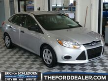 2012_Ford_Focus_S_ Milwaukee WI