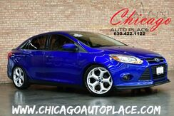 2012_Ford_Focus_SE - 1 OWNER ST RACING WHEELS & EXHAUST ST AERODYNAMICS KIT_ Bensenville IL