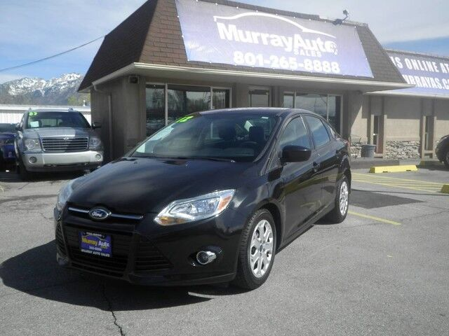 2012 ford focus se murray ut 17405933