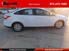 2012_Ford_Focus_SE_ Garland TX