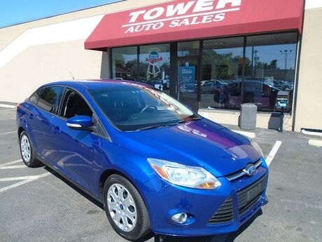 2012 Ford Focus SE Schenectady NY