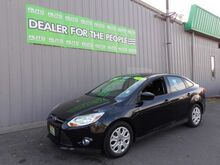 2012_Ford_Focus_SE Sedan_ Spokane Valley WA
