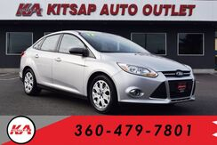 2012_Ford_Focus_SE_ Port Orchard WA
