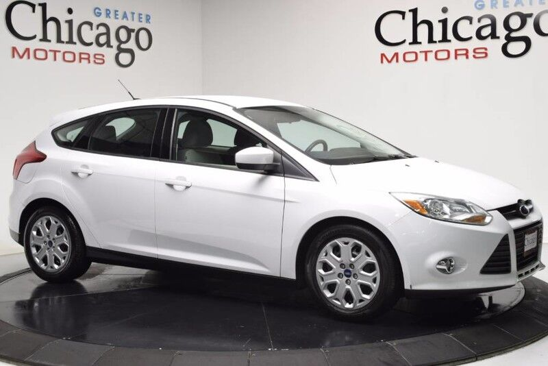 2012_Ford_Focus_SE_ Chicago IL