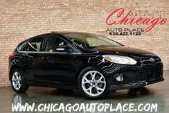 2012_Ford_Focus_SEL - 2 TONE LEATHER HEATED SEATS SUNROOF SONY PREMIUM AUDIO_ Bensenville IL