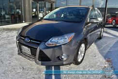 2012_Ford_Focus_SEL / Automatic / Auto Start / Heated Seats / Bluetooth / Cruise Control / 38 MPG_ Anchorage AK