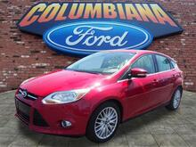2012_Ford_Focus_SEL_ Columbiana OH