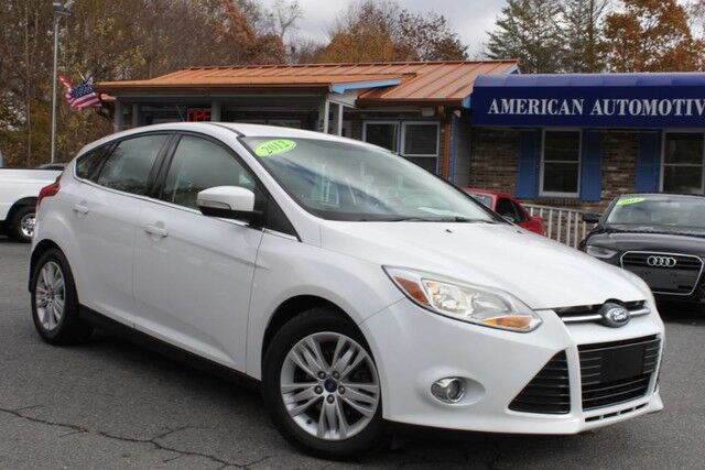 2012 Ford Focus SEL Mooresville NC