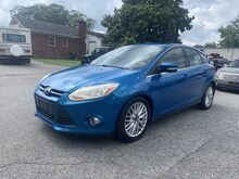2012_Ford_Focus_SEL_ Richmond VA