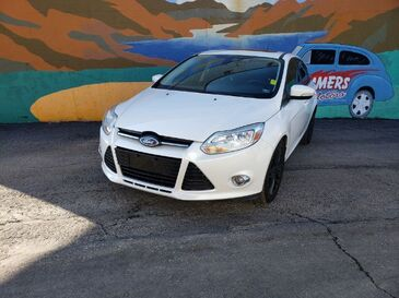 2012_Ford_Focus_SEL_ Saint Joseph MO