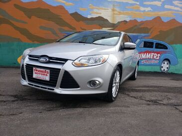 2012_Ford_Focus_SEL Sedan_ Saint Joseph MO