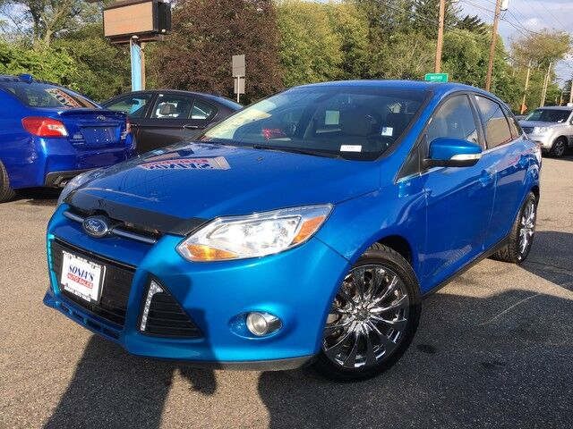 2012 Ford Focus SEL Worcester MA
