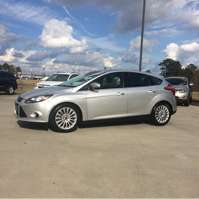 2012 Ford Focus Titanium Hattiesburg MS