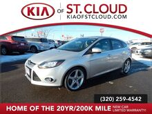 2012_Ford_Focus_Titanium_ St. Cloud MN