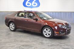 2012_Ford_Fusion_1 OWNER! ONLY 18,169 ORIGINAL MILES!! LOADED! 33 MPG! LIKE NEW!!_ Norman OK