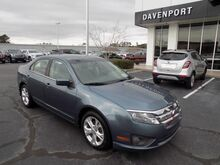 2012_Ford_Fusion_4dr Sdn SE FWD_ Rocky Mount NC