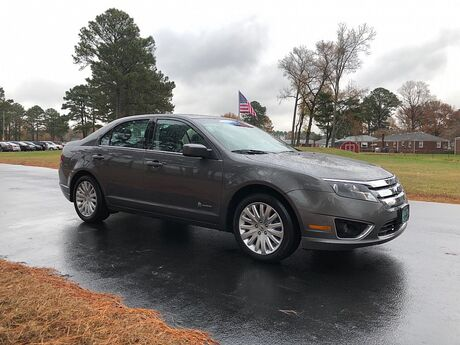2012 Ford Fusion Hybrid 4d Sedan Outer Banks NC