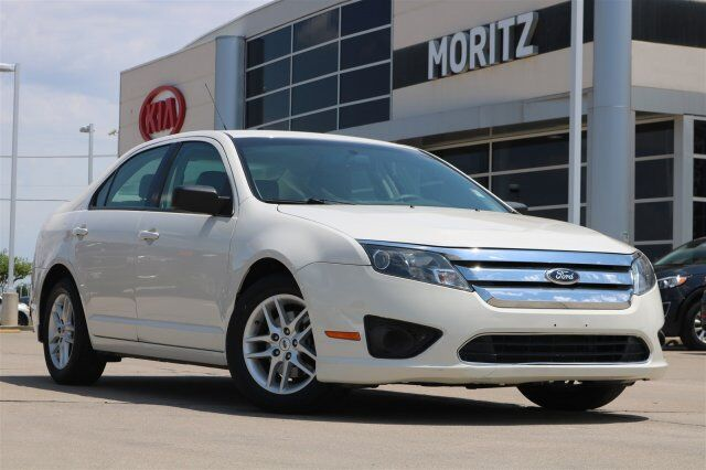 2012 Ford Fusion S Fort Worth TX