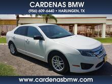 2012_Ford_Fusion_S_ Harlingen TX